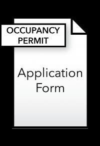 Form_Application Form - Occupancy Permit